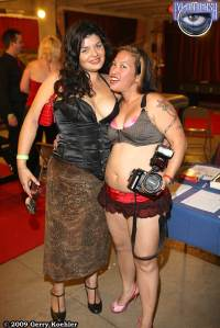 2009 director Ofelia Corazon and founder Mariko Passion